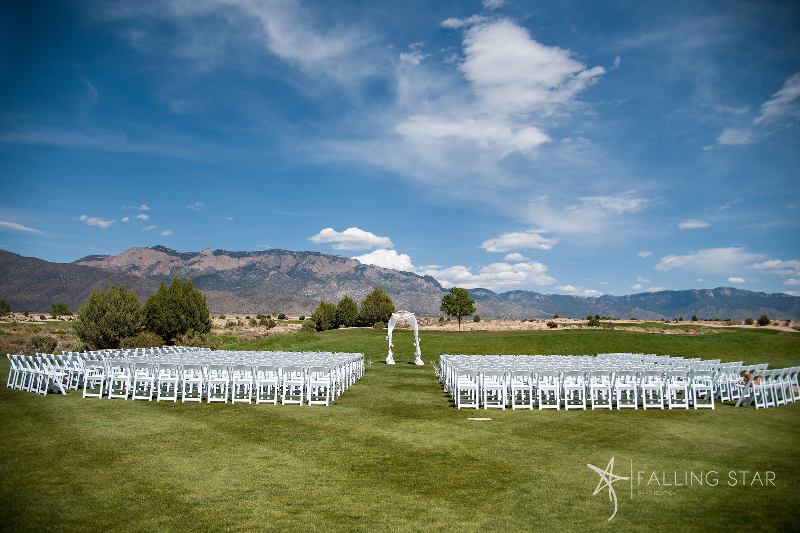 space at Sandia Golf Club