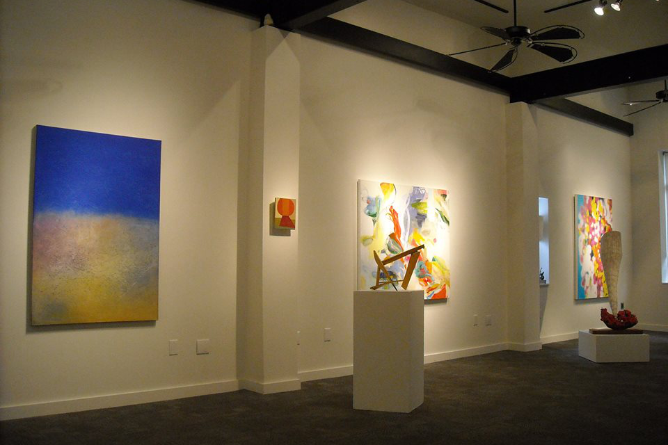 space at Schmidt Dean Gallery