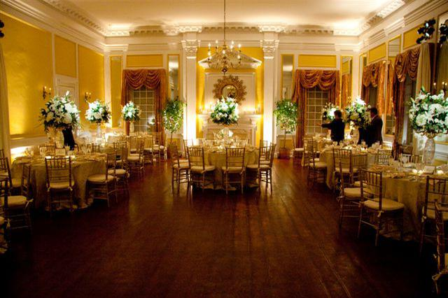 space at Simply Elegant Catering at Grey Rock Mansion
