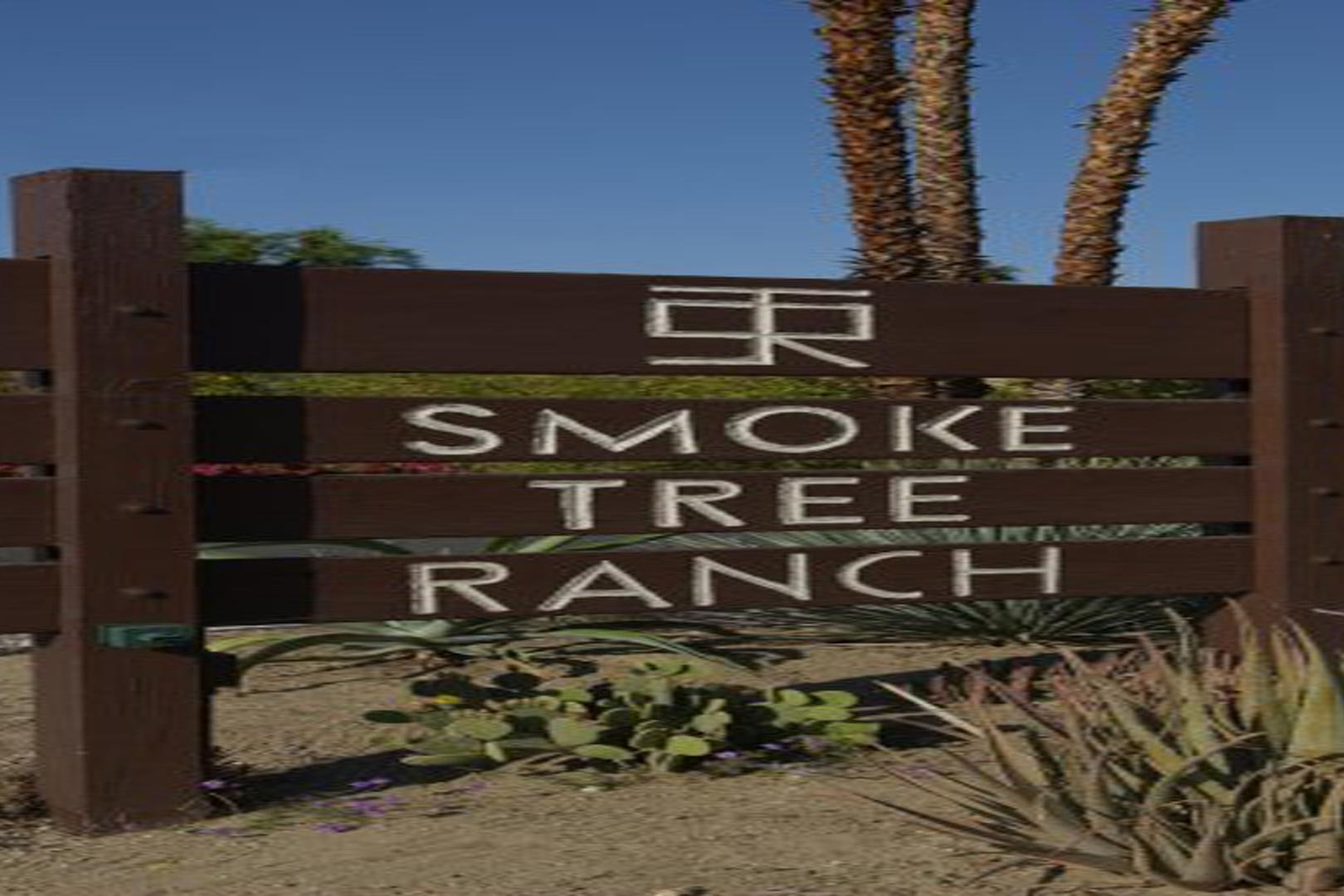 space at Smoke Tree Ranch