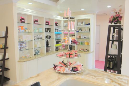 space at Spa/Clinic in Beverly Hills