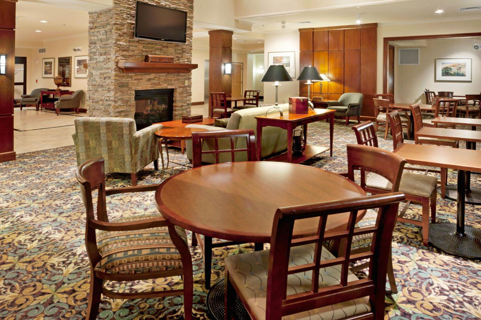 space at Staybridge Suites Austin NW