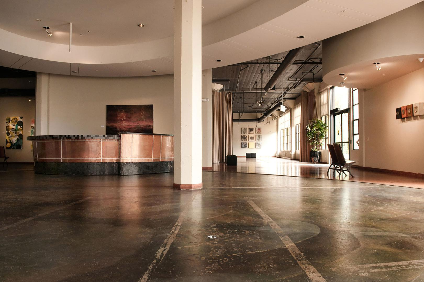 space at Terra Gallery and Event Venue