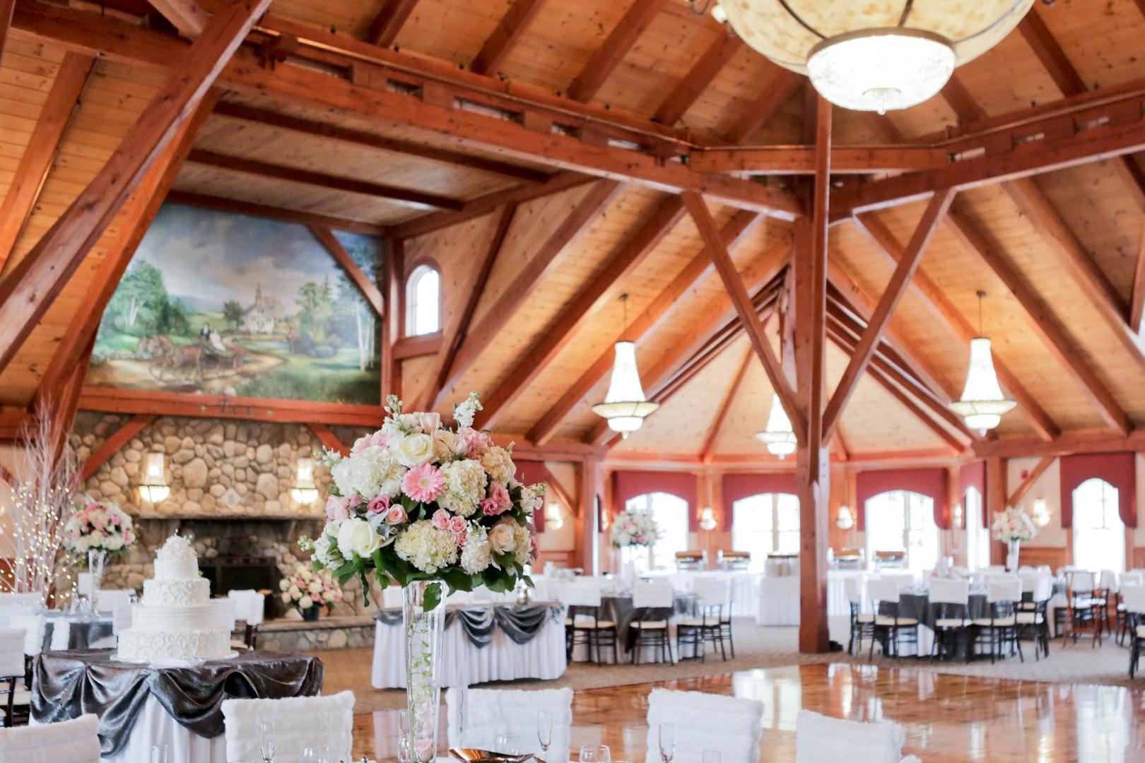 space at Tewksbury Country Club