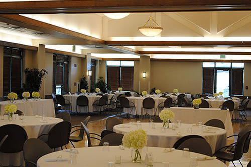 space at The Ballroom at the Wheat Ridge Recreation Center