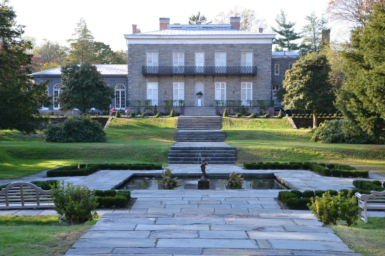 space at The Bartow-Pell Mansion