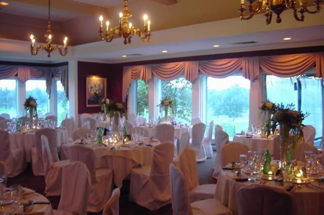 space at The Country Club of Hudson