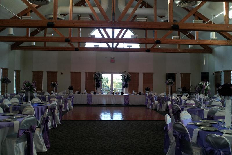 space at The Crestview Room At Cedar Crest Golf Course & Banquet Facility