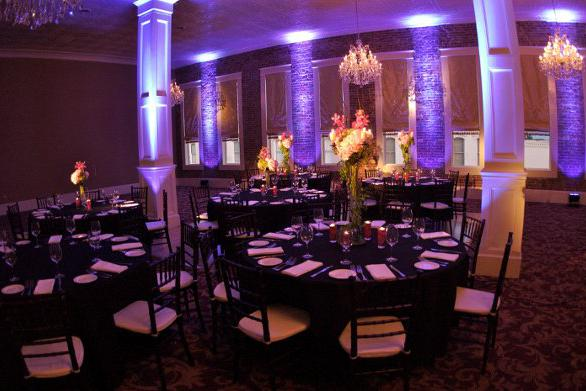 space at The Grand Hotel & Ballroom