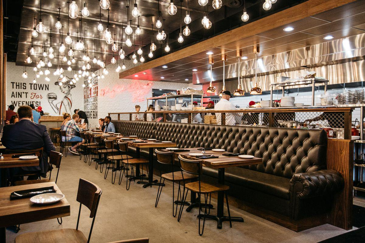 space at The Grillroom Chophouse & Winebar | Townhouse Kitchen