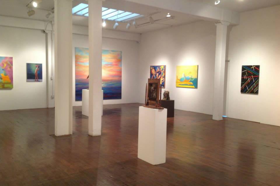 space at The Loft Galleries & Studios