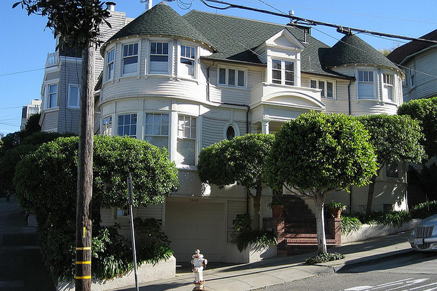 "space at The ""Mrs. Doubtfire"" House"