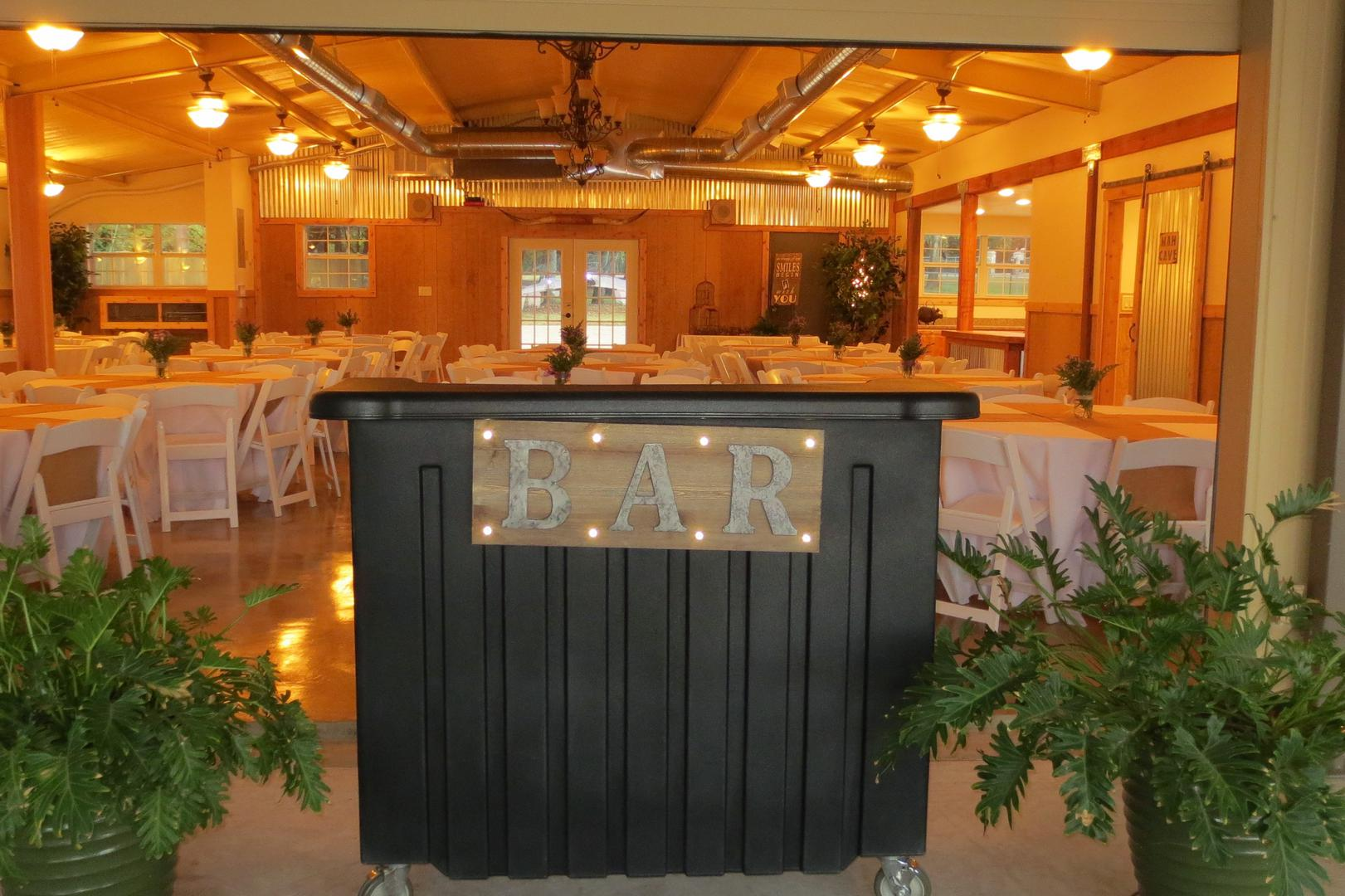 space at The Pines on Lake Granbury