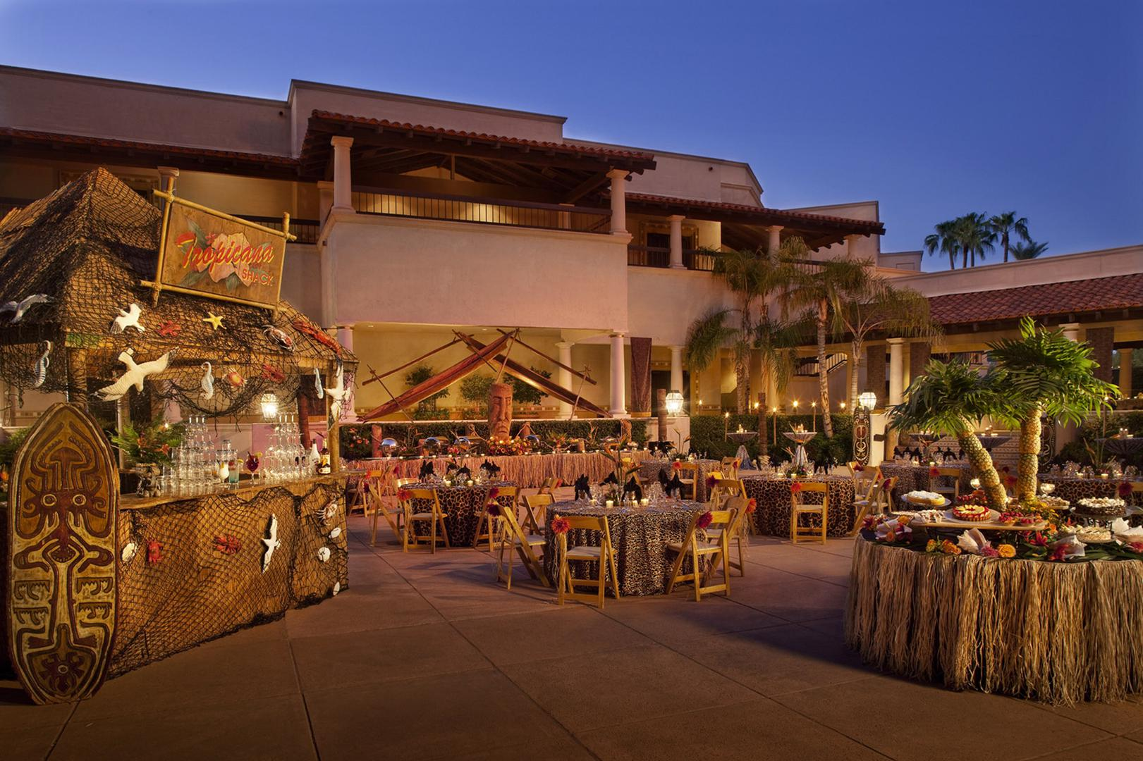 space at The Scottsdale Resort