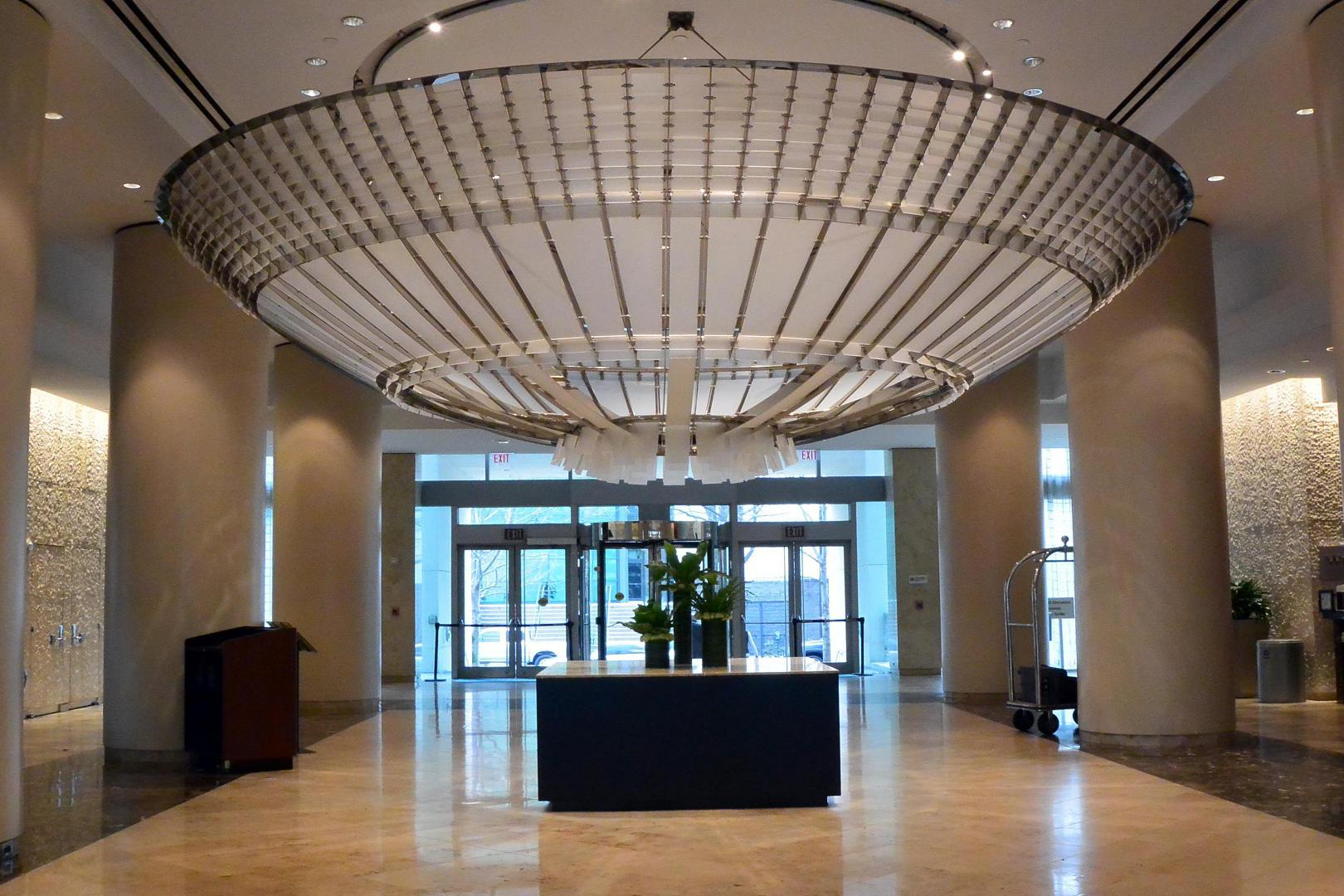 space at The Westin Charlotte