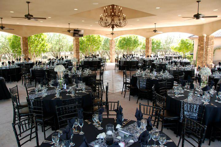 space at Tuscan Gardens Venue