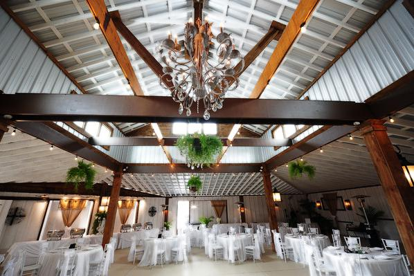 space at Victoria Belle Mansion and Vintage White Barn
