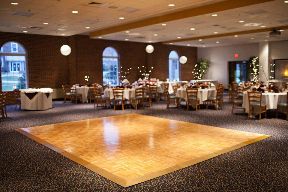 space at Weddings at Asbury