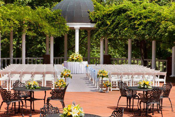 space at Weddings by Doubletree Charlottesville